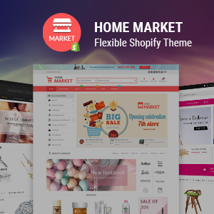 Download Home Market - Flexible Shopify Theme (Sections Ready)