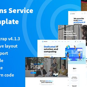 Download Murtes - IT Solutions and Services Company HTML Template