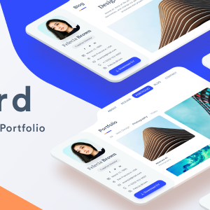 Download vCard2 – Resume / CV / Portfolio