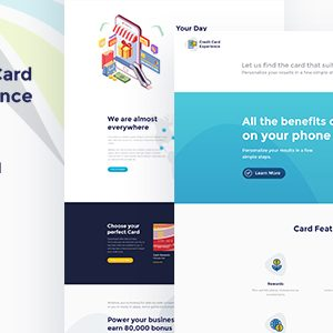 Download Credit Card Experience | Loan Company and Online Banking WordPress Theme
