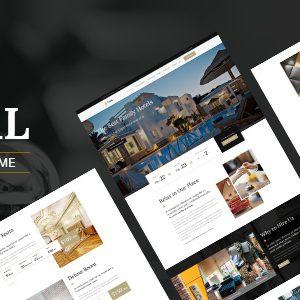 Download Tejal - Hotel WordPress